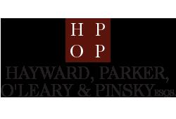 Hayward, Parker, O'Leary & Pinsky logo